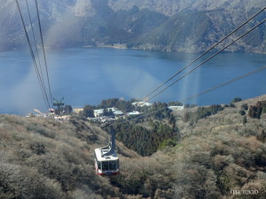 Ropeway to Komagatake