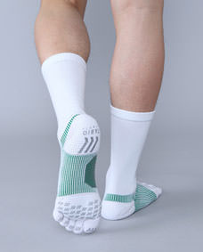 Tabio socks for golf