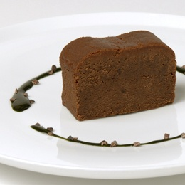 New style dessert using red bean