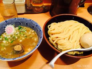 Tsukemen of Rokurinsha