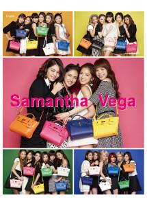 Smantha Vega series