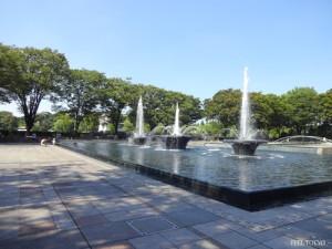 Fountain of Wadakura Garden Park